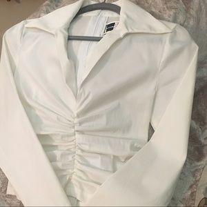 TADASHI evening blouse